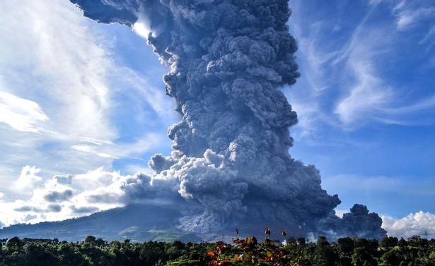 извержение в 2014 году
