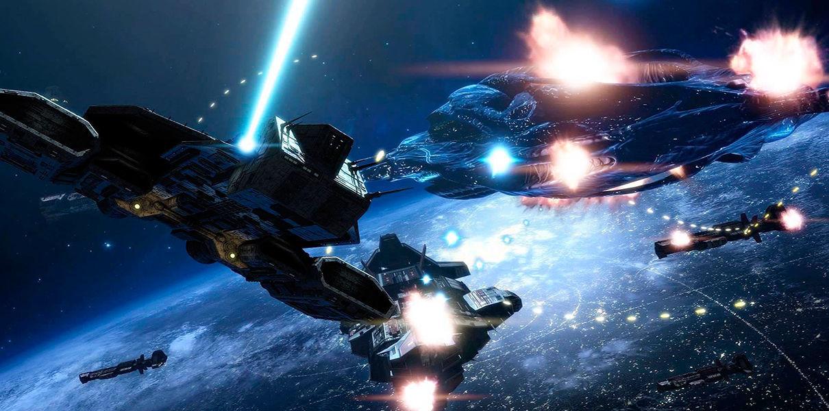 космос война