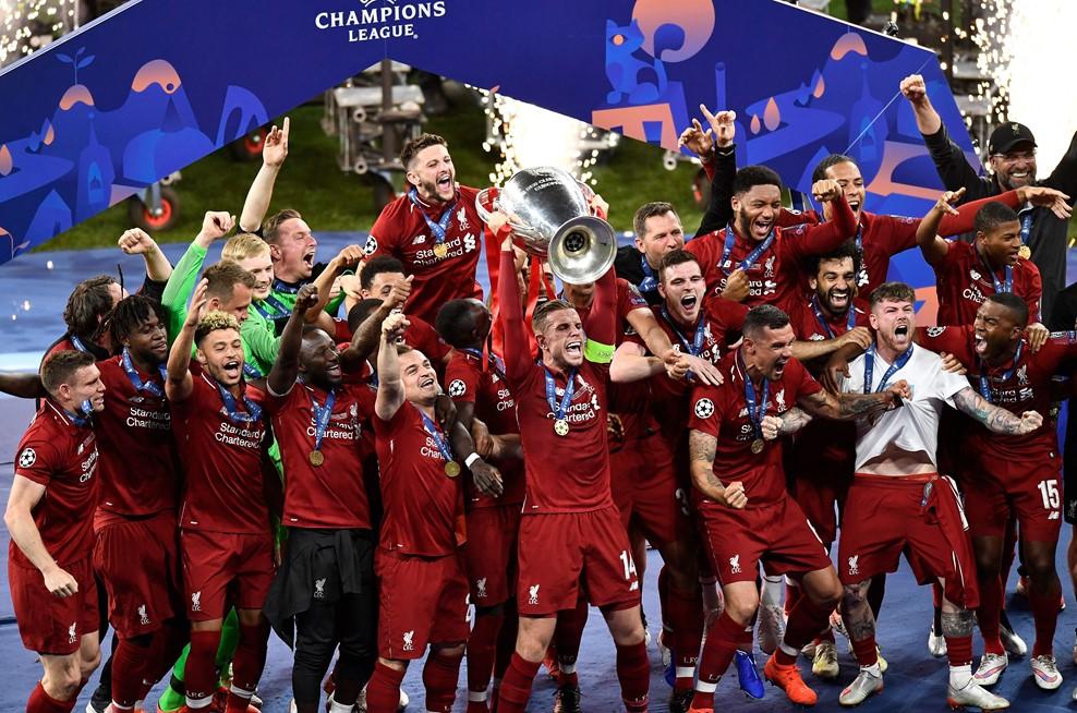 Ливерпуль Лига чемпионов