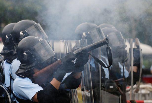 полиция Китай