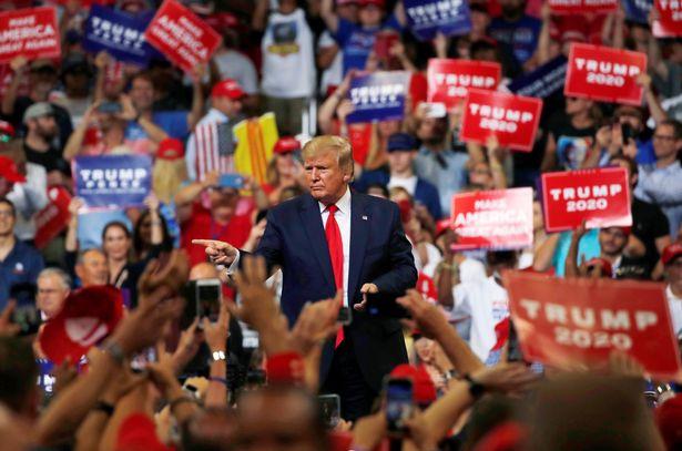 Трамп избирательная кампания