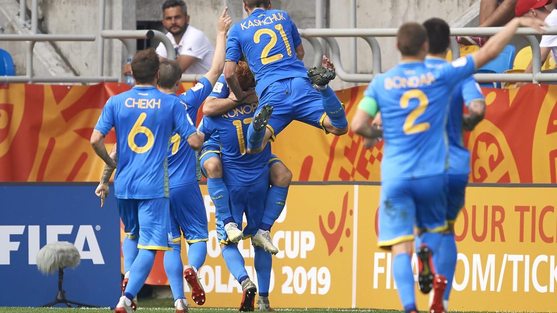 Украина U20
