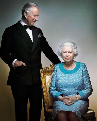 Елизавета и Чарльз