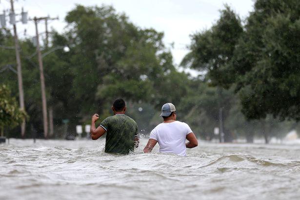 наводнение США