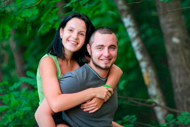 Рита и Дмитрий