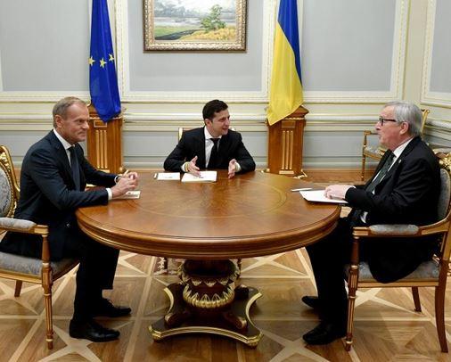 Саммит украина-ЕС 3