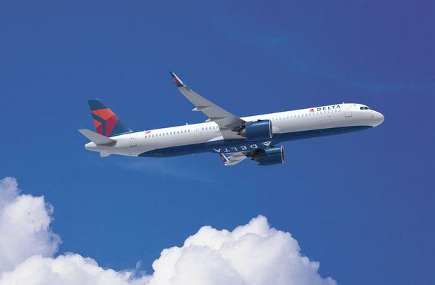 самолёт США