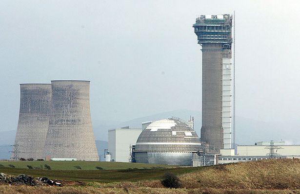 ядерный реактора великобритания