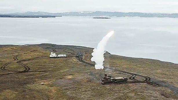 запуск ПВО