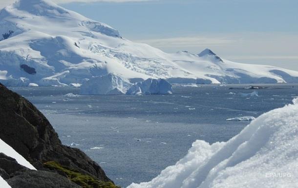 Аляска лед