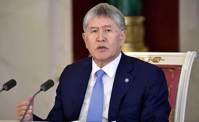 атмбаев Киргизия