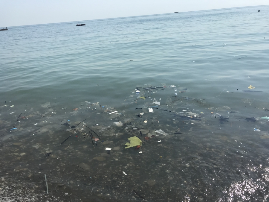 черное море.