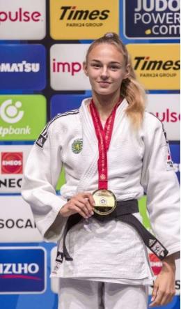 Дарья Белодед чемпионка мира