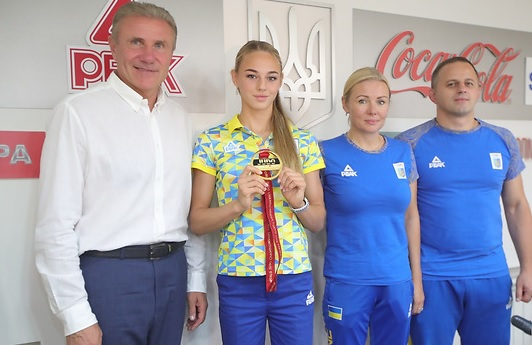 Дарья Белодед НОК