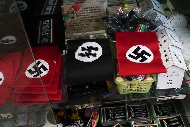 фашстские сувениры