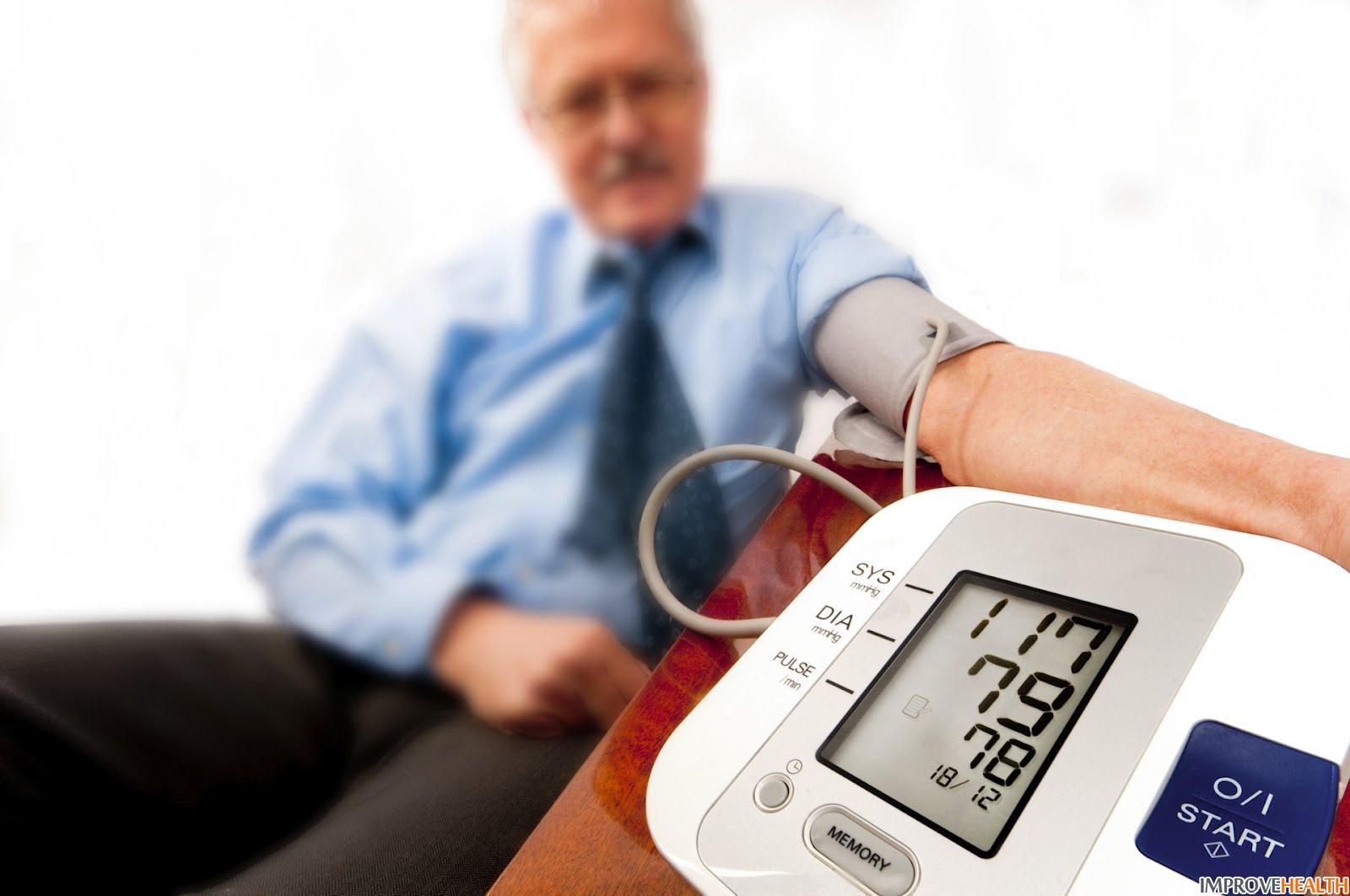 Измерение артериального давленияї