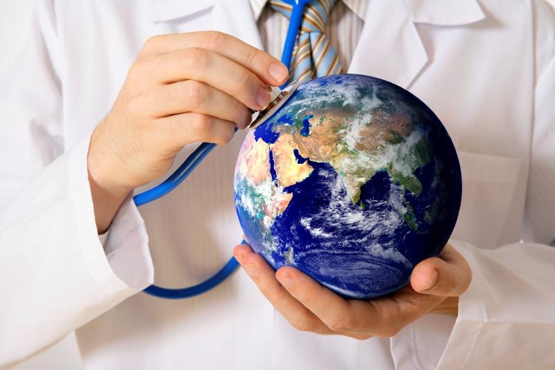 медицинский туризм.