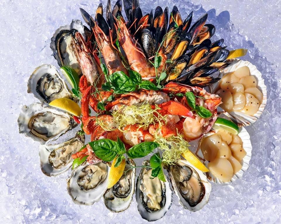 морепродукты плато