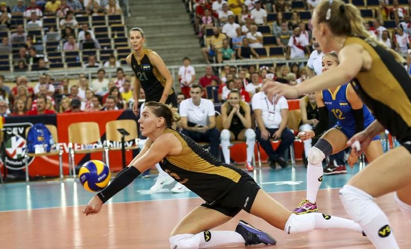 Надежда Кодола волейбол