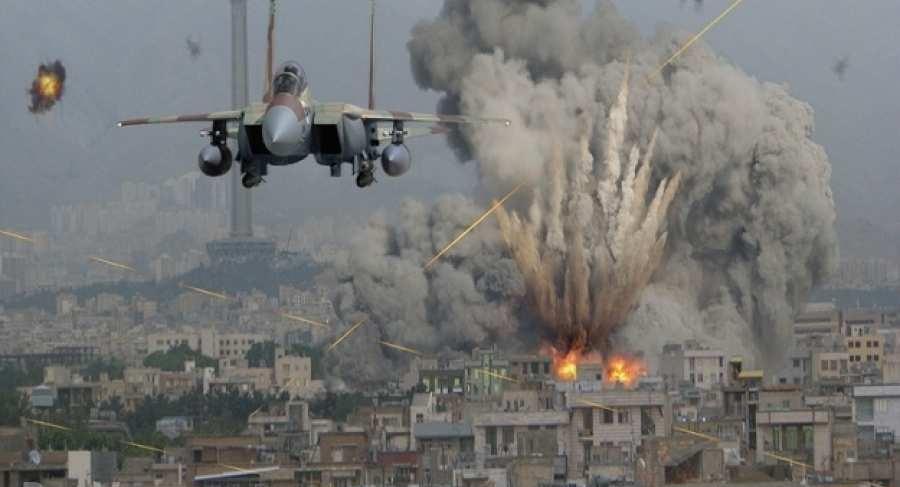 ракета взрыв Сирия