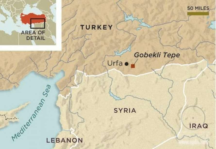 Самое древнее поселений в мире