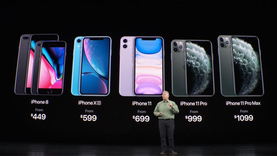 айфоны 2019