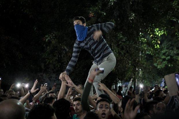 Египет протесты