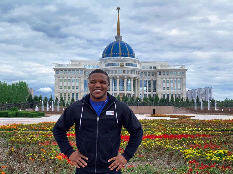 Жан Беленюк Казахстан