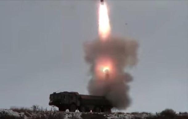 испытания ракеты РФ