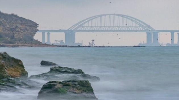 Крым Керченский мост