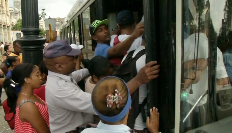 Куба кризис транспорт