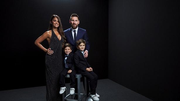 Месси семья