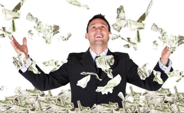миллионер деньги человек