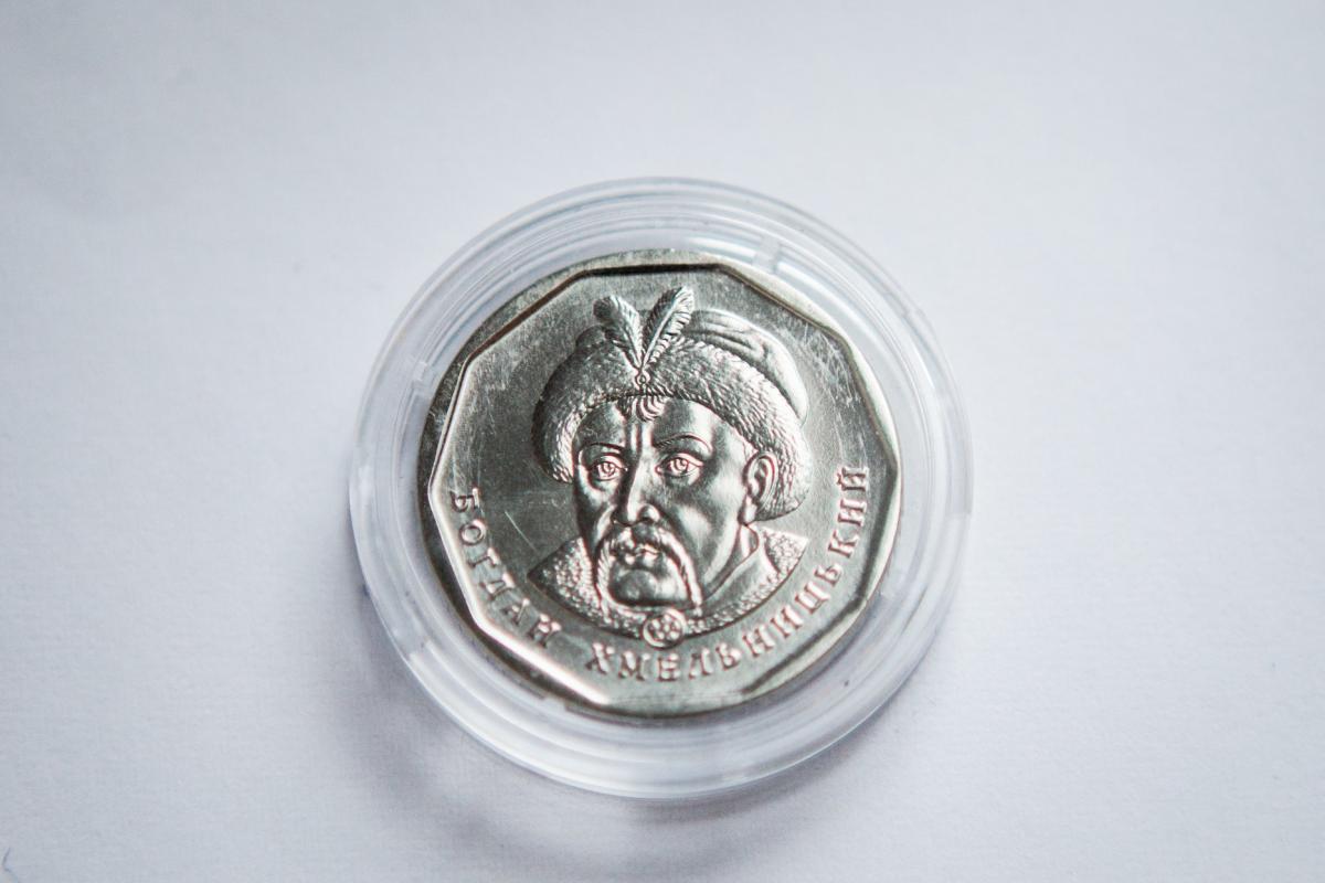 монета нбу