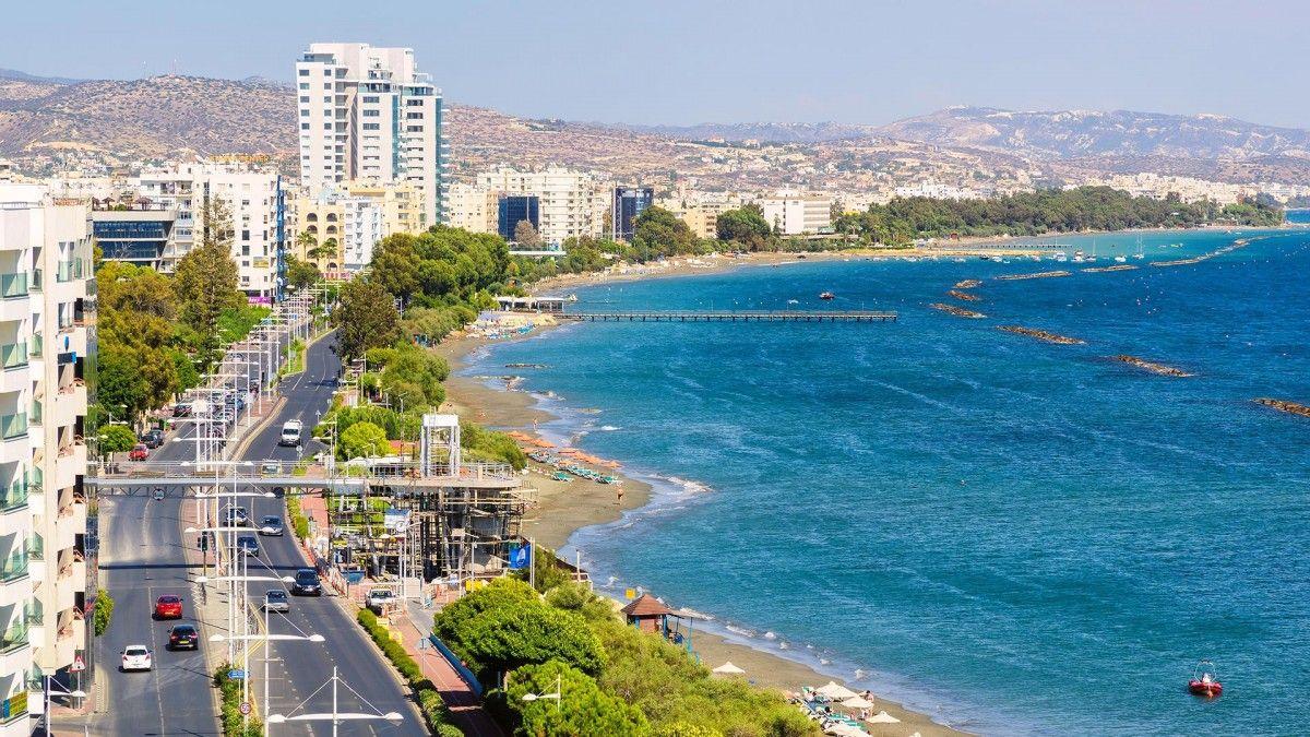 море город прибрежный