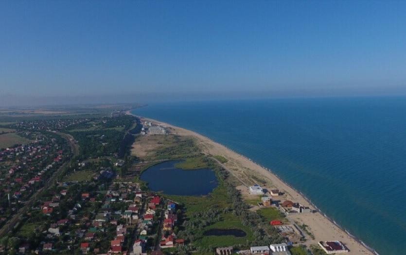 море побережье