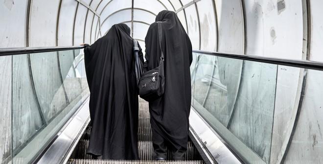 мусульманки хиджаб