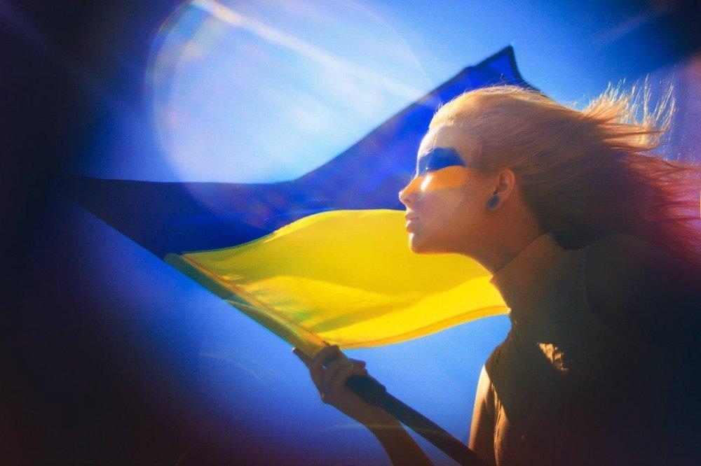 Анимация, картинки патриотические украина