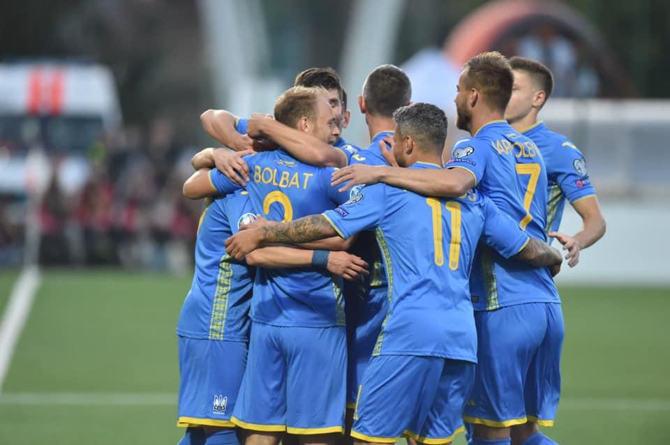 сборная против Литвы