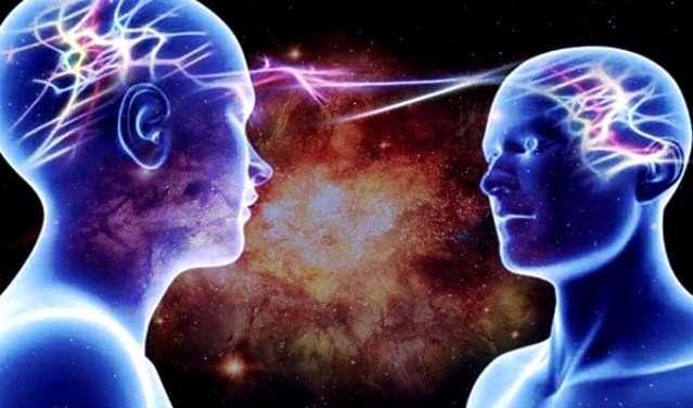телепатия мозг человека.