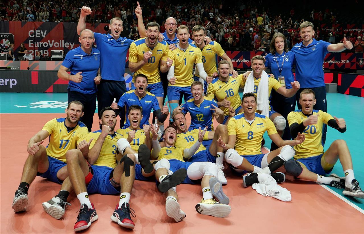 Украина Бельгия победа
