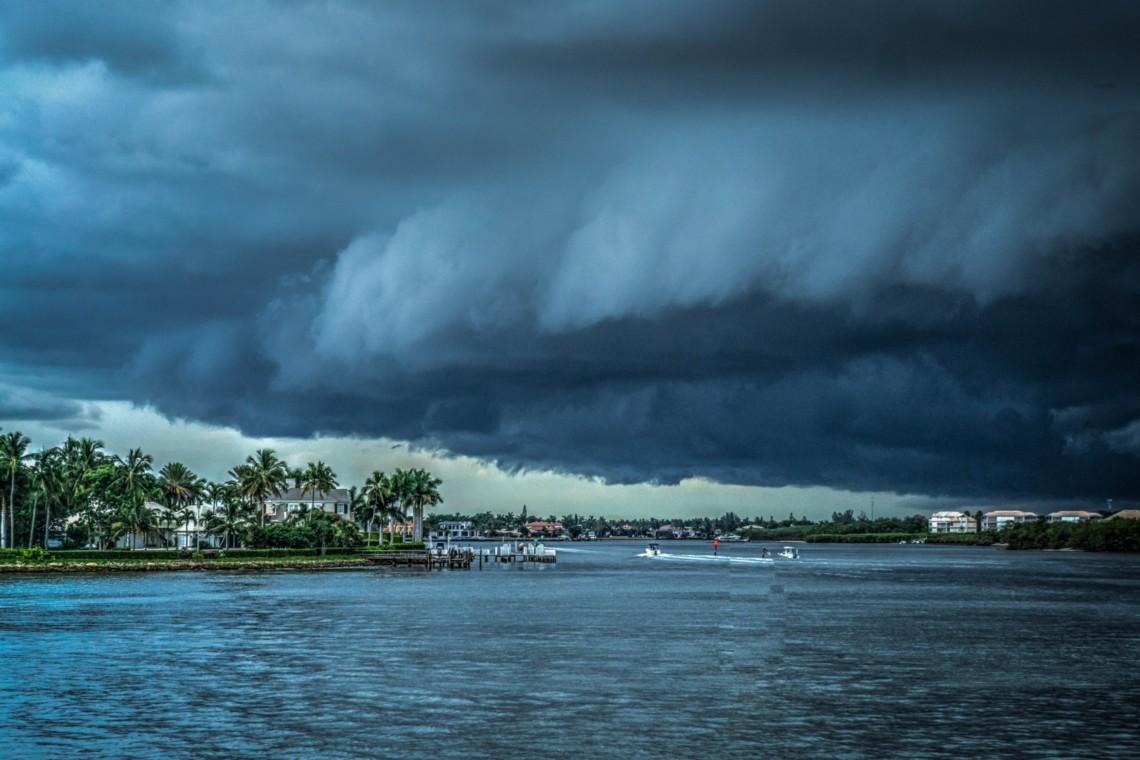 ураган шторм