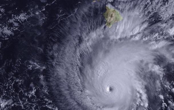 ураган в Мексик