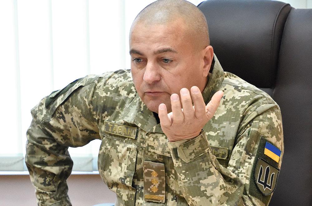 Алексей Таран