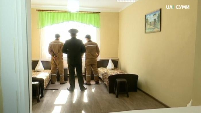 общежитие для осуждённых
