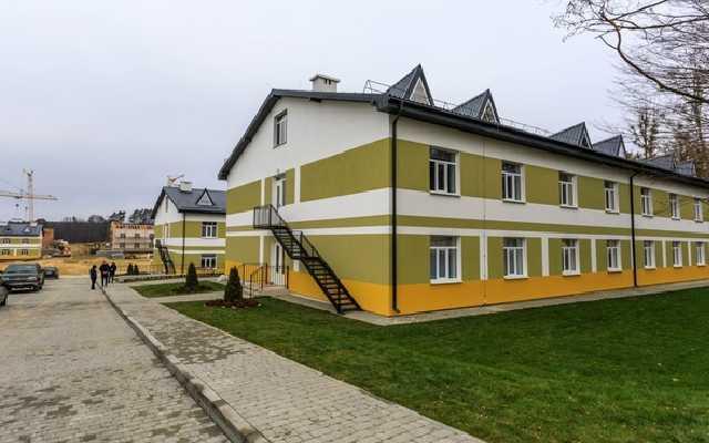 общежитие для военных