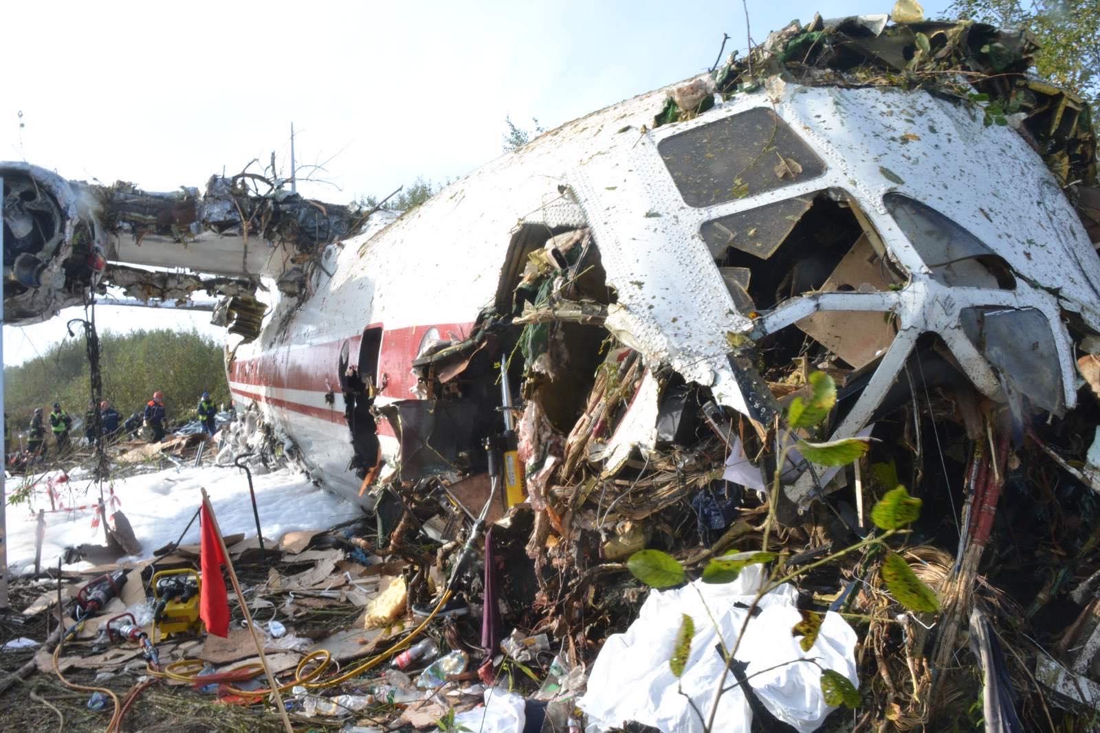 самолет крушение репортаж фото