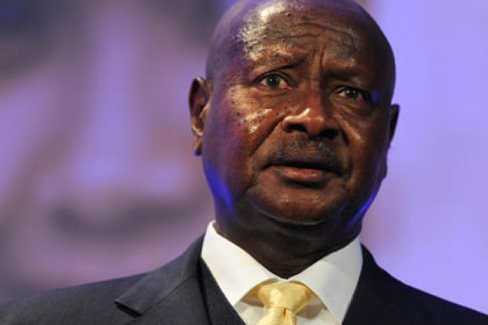 президент Уганды