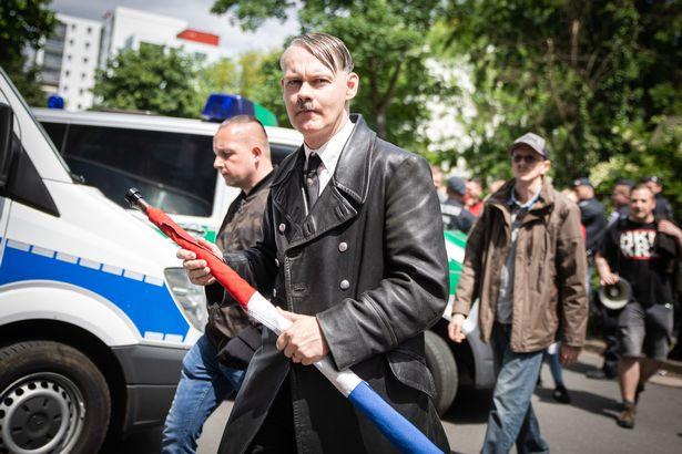 рост нацизма