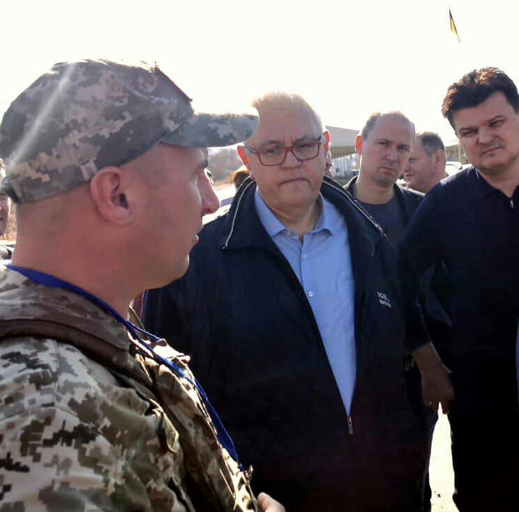 Сивохо на Донбассе